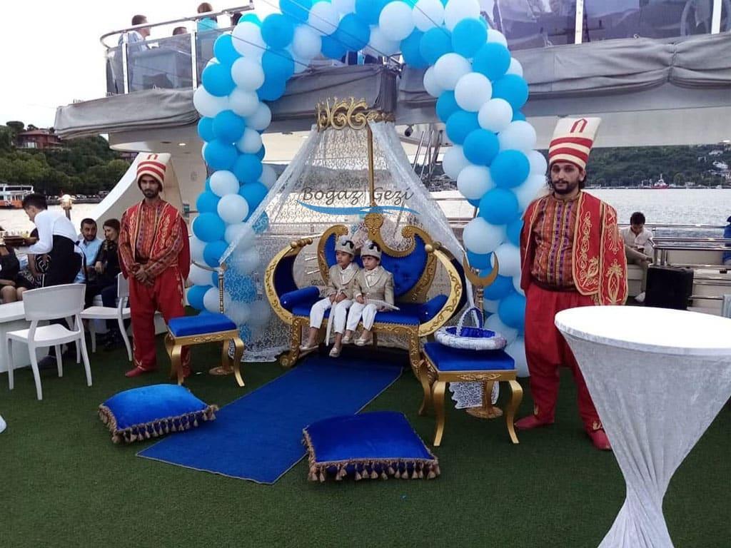 Teknede sünnet düğünü fiyatları